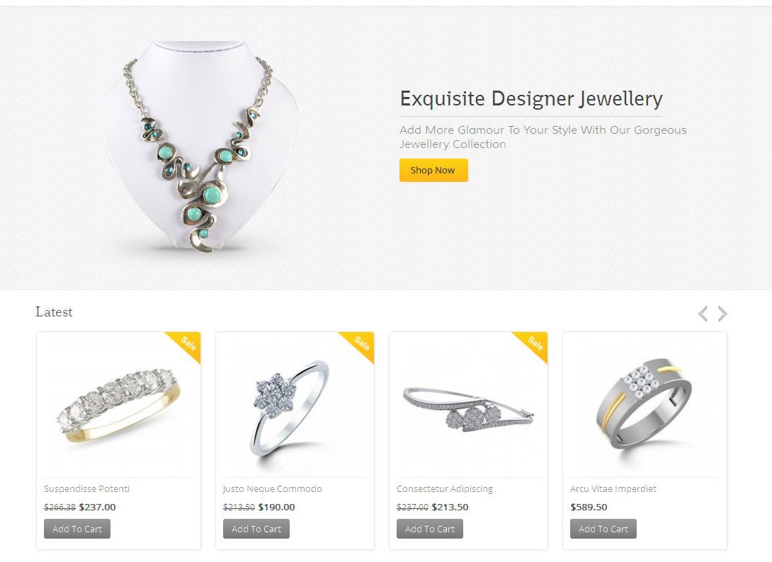 Cinq raisons pour acheter des bijoux en ligne bijoux blog - Bijoux canyon vente en ligne ...
